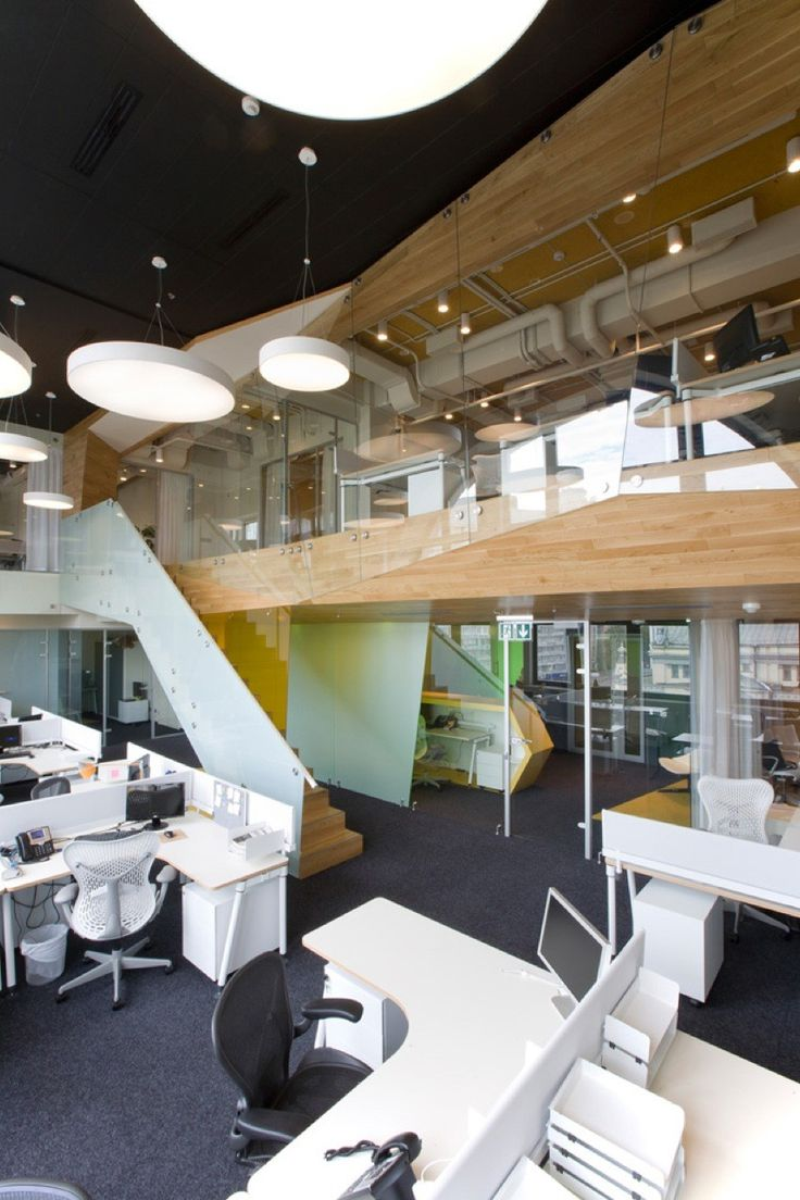 Gallery of yandex kiev office za bor architects 1