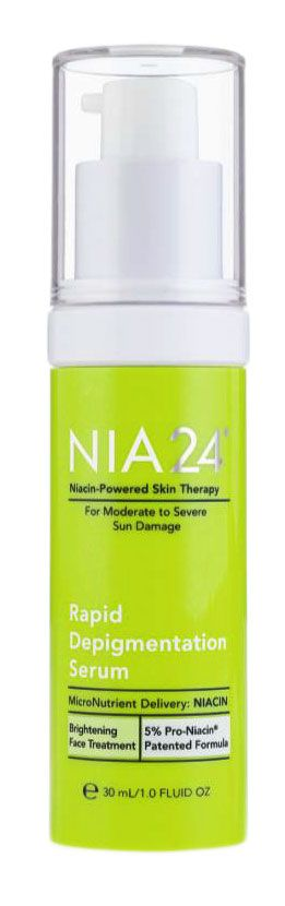 NIA 24 Rapid Depigmentation Serum Available at Shape Cosmetic Surgery  Med Spa  https://www.facebook.com/shapespokane
