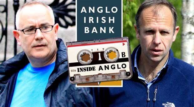 Anglo Tapes: John Bowe's Arse To Be Mined For Additional Funds - The Potato