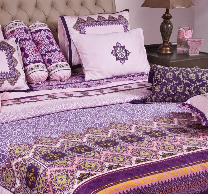Cotton Bed Sheet Designs Chen One (12) Bed Sheets