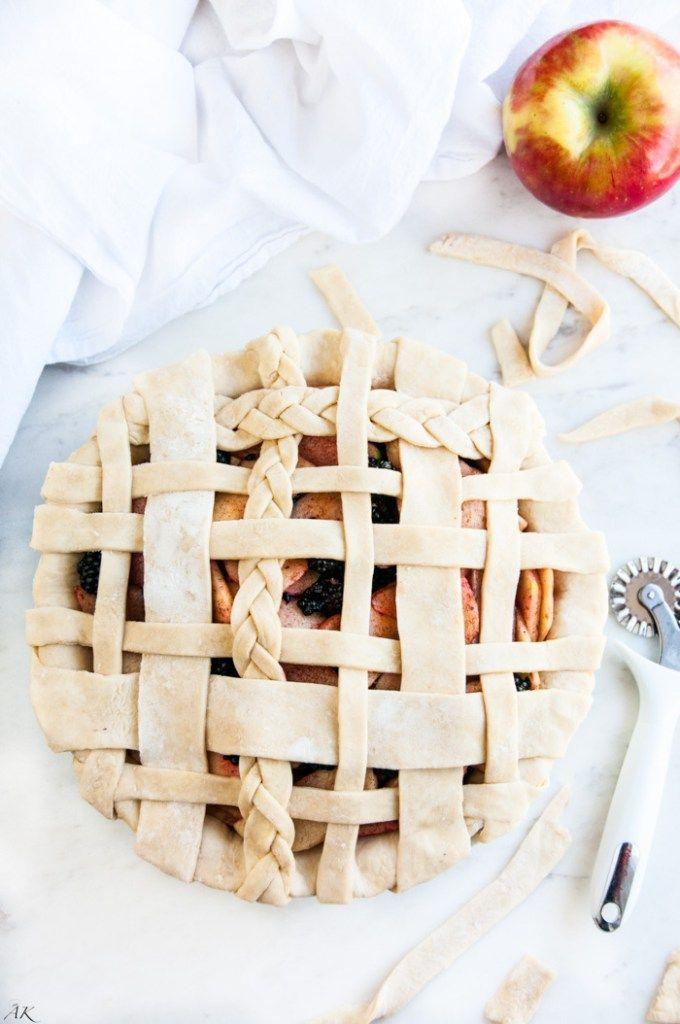 Apfel-Brombeerkuchen | aberdeenskitchen.com   – Autumn Recipes