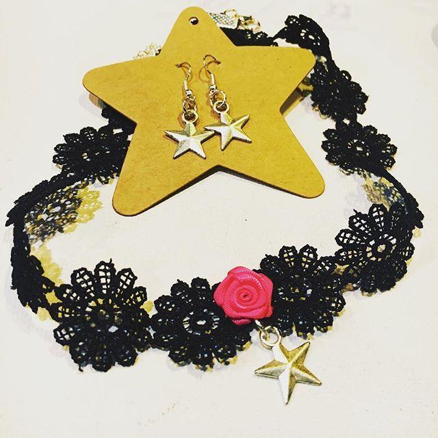 @lilit.es @aesidhe_com goth & Dark Lolita earrings & choker #handmade #schmuck #gothic #gothgirl #gothlolita #lolita #rings #necklace #anillos #colgantes #jewelry #jewels #choker #witch #instafashion #instachic #instapic #instatrend #lolitafashion #toledo #madeinspain #madrid #nightlife #black #lolita #gotico #bisuteria #bijoux #schmuck @margalgau #japanweekend #japanweekendmadrid