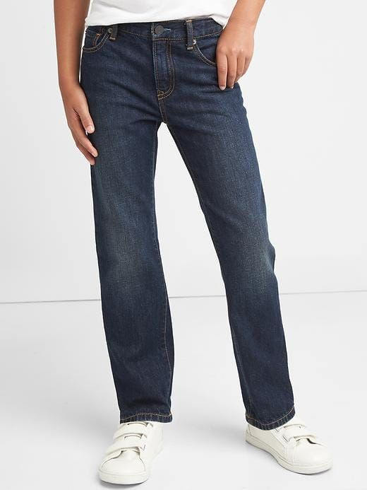 Boys jeans - keeping it basic.