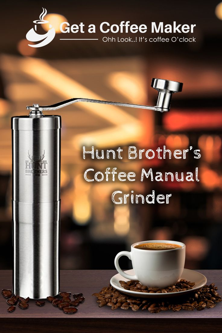 Pin on Manual Coffee Grinders