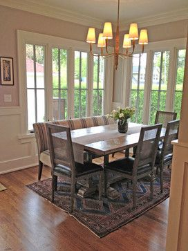 Franklin Ave. - traditional - dining room - chicago - Rebekah Zaveloff | KitchenLab