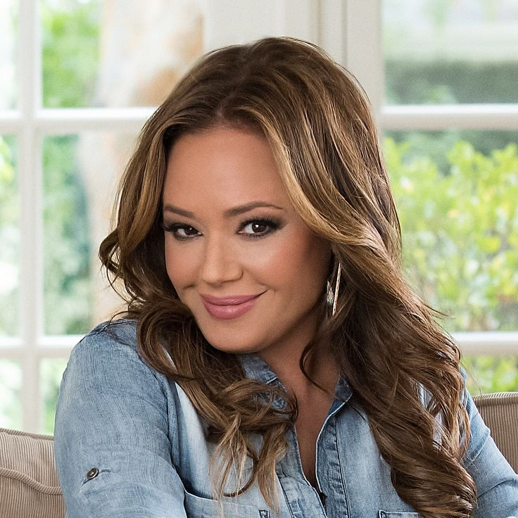 I got Leah Remini - Which TV Mom Is Your BFF? - Take the quiz!