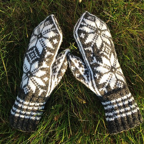liwes' Rob's mittens