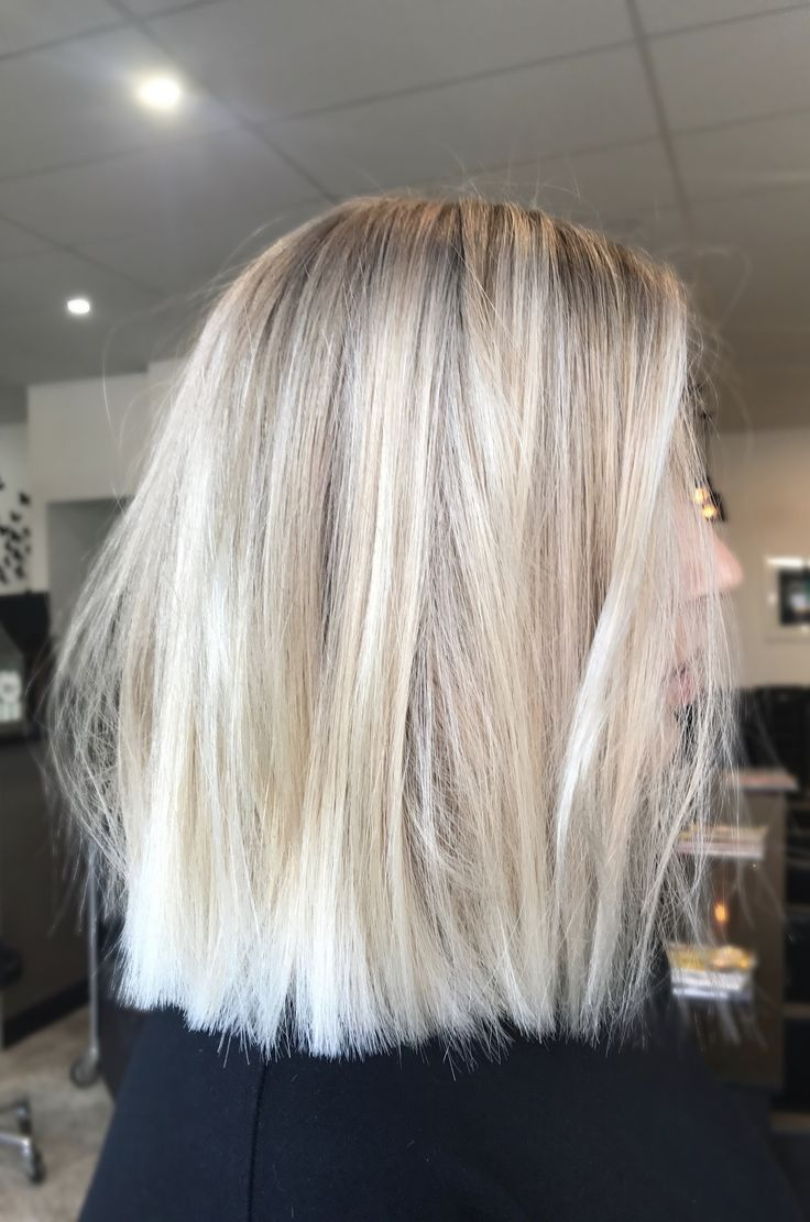 Blonde Balayage, Long Hair, Cool Girl Hair ✌️ Lived in Hair Color Blonde … – Hairstyles