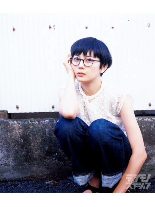 glasses 123 菊池亜希子|ビジョメガネ|ONLINE デジモノステーション