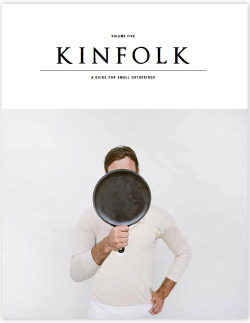 via Oh So Lovely Obsessions :: the cast iron pan is the essential, but you can decide! ; D