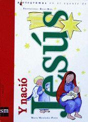 En este libro se cuenta la historia de la Virgen María y San José y cómo Jesús nació en un pesebre. Algunas palabras han sido sustituidas por un dibujo, para ayudar en la lectura a los más pequeños.