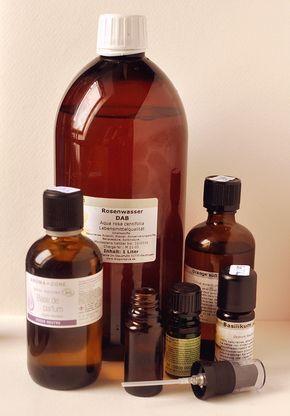 Einfaches Parfum herstellen aus ätherischen Ölen | Schwatz Katz