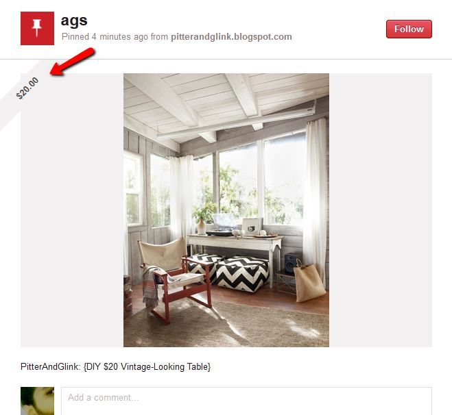 Pinning an article about Pinterest, welcome to the infinity. But seriously, are we using the e-commerce capabilities of Pinterest effectively?