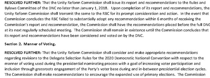 (First of a series) On Dec. 8 and 9, in Washington, D.C, the Democratic National Committee (DNC) Unity and Reform Commission (URC), a commission created by DNC at the 2016 national convention in ...
