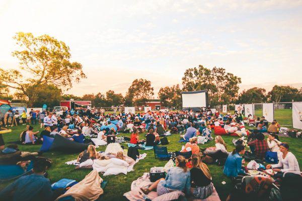 Sunset Cinema Melbourne
