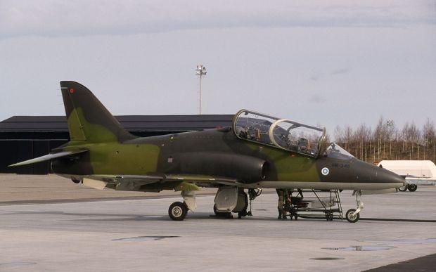 Finnish Air Force BAE Systems Hawk Mk51