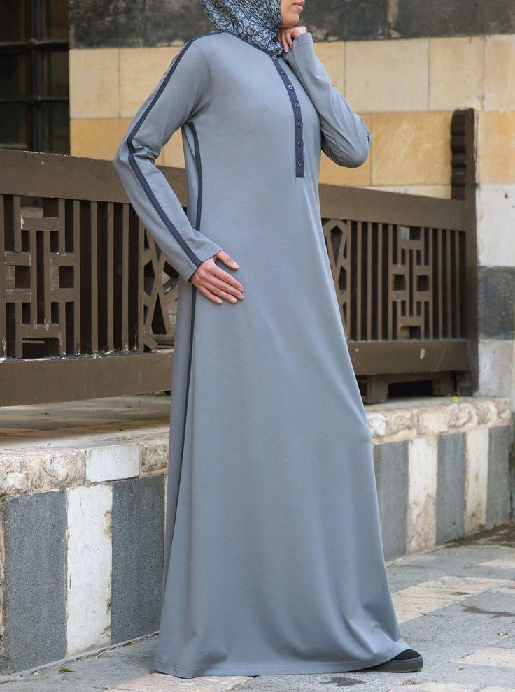 Active Dress - Abayas & Dresses - Women
