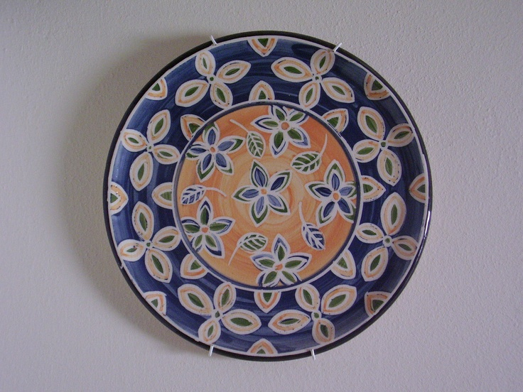 Inspired by Portuguese ceramics