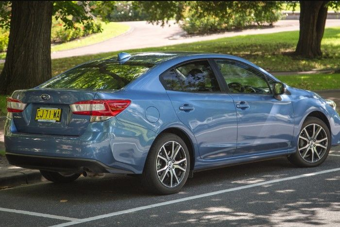 2020 Subaru Impreza 2 0i Sedan Rumors Release Date Price New Automotive Trends Subaru Impreza Impreza Subaru