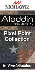 Aladdin Pixel Point Collection Aladdin by Mohawk Commercial Carpet