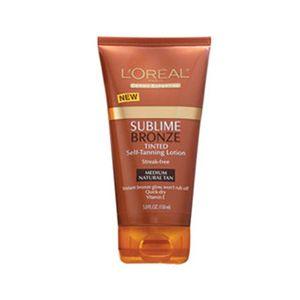 Sublime Bronze™ Tinted Self-Tanning Lotion Medium Natural Tan
