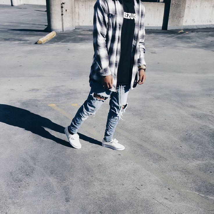 Buy Black Vans Outfit Guys