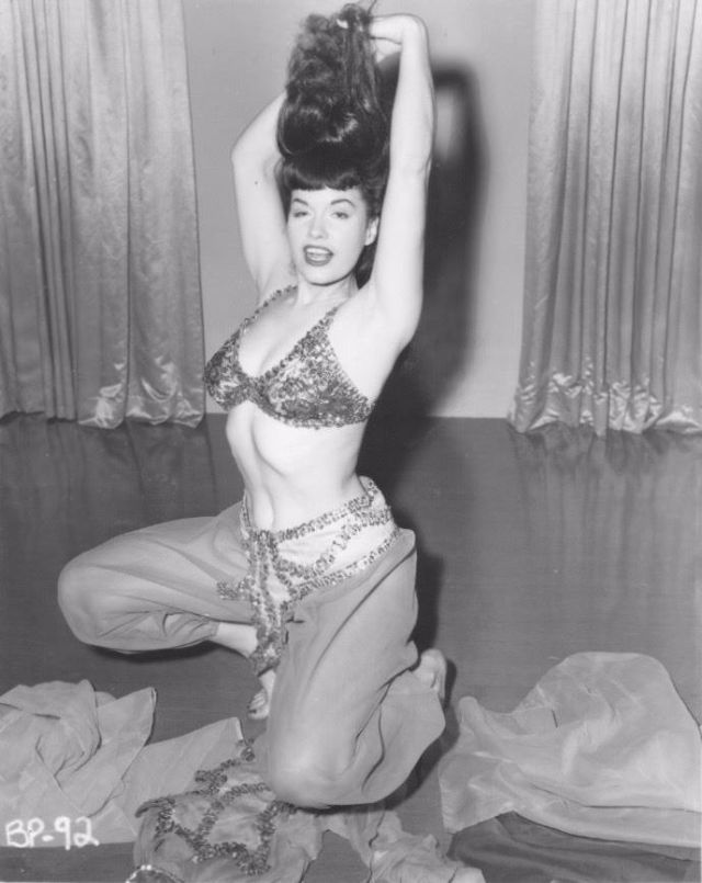 297 best bettie page images on pinterest bettie page. Black Bedroom Furniture Sets. Home Design Ideas