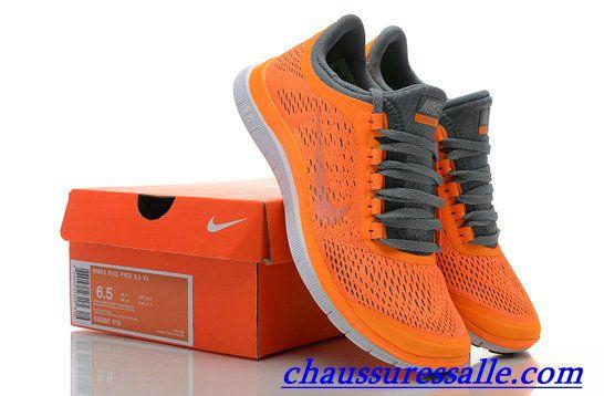 Vendre Pas Cher Chaussures Nike Free 3.0V5 Femme F0010 En Ligne.