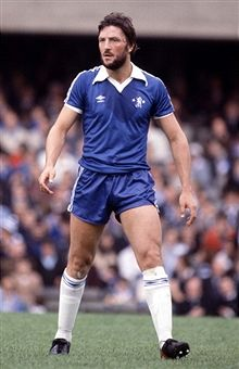 Mickey Droy Chelsea 1979