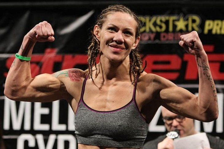 "FOLLOW AND SHARE  Cristiane ""Cyborg"" Justino Is Cleared By USADA And She Can Fight Right Away Las Vegas, NV (February 18th, 2017)– Former Invicta FC Featherweight Champion  and current UFC star, Cristiane ""Cyborg"" Justino saw an unnecessary halt in her momentum to the top of the UFC's women's division when she was flagged for a …"