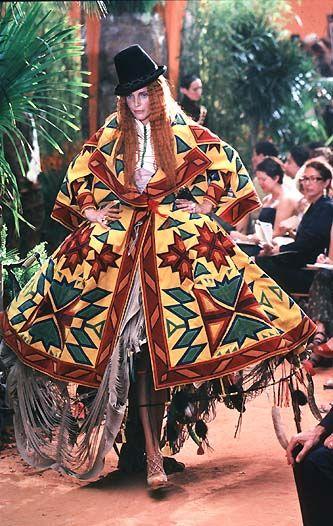 John Galliano For Christian Dior Haute Couture, 1998-1999