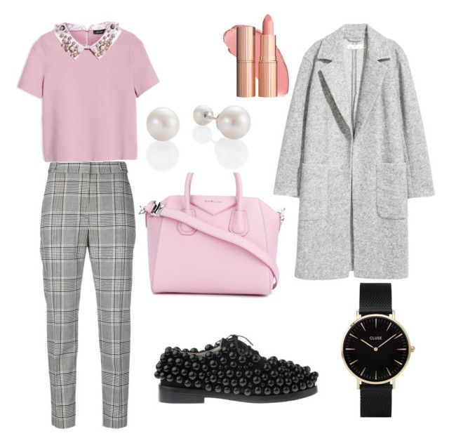 """""""Untitled #24"""" by gforfashion on Polyvore featuring Alexander Wang, Max&Co., Anouki, Givenchy and CLUSE"""