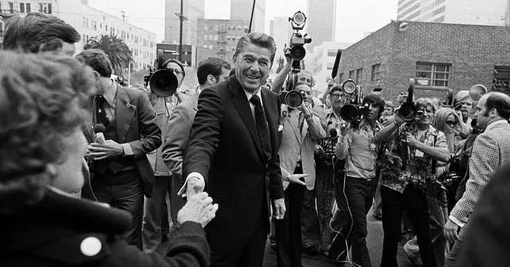 How did the party of Ronald Reagan turn into the party of Donald Trump and Ted Cruz?