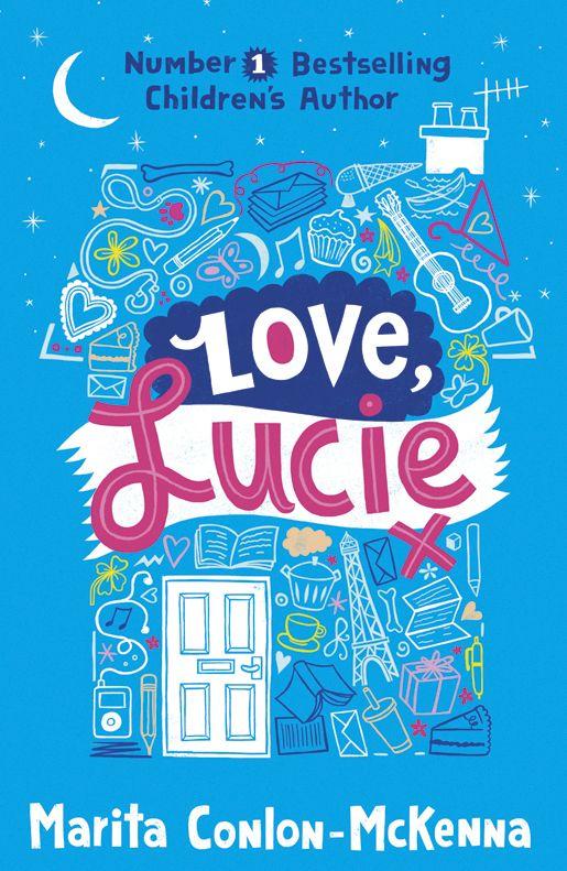 Love Lucie artwork by Linzie Hunter