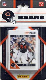 Chicago Bears 2011 Score Team Set