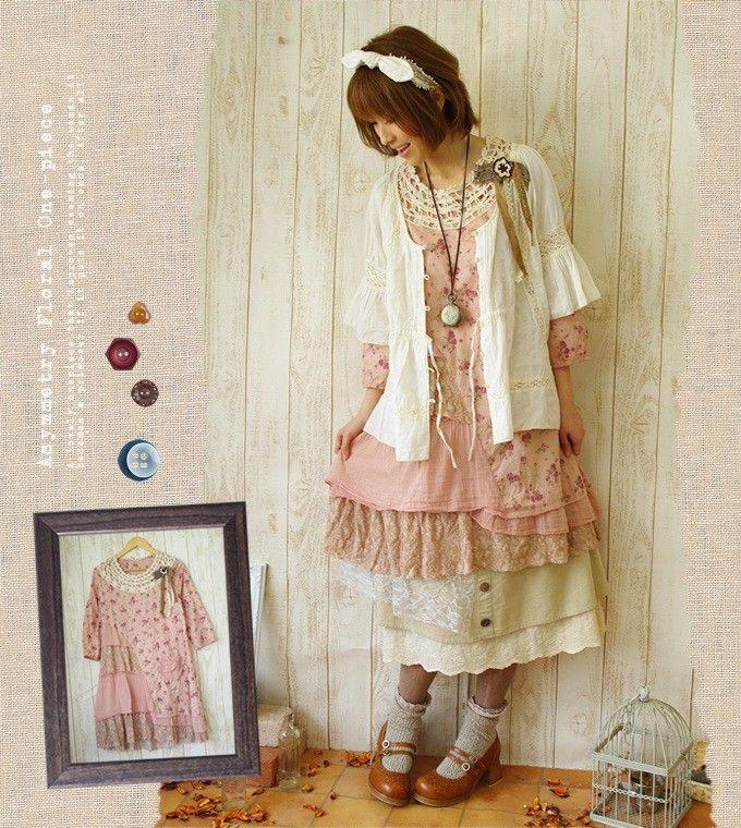 """термин mori girls, что в переводе с японского означает """"девушка из леса"""" появился где-то в 2007 году в одном из интернет-сообществ. mori girl это одно из направлений японской…"""