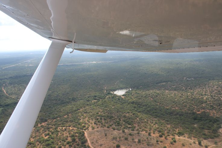 Flying over Zandspruit Estate | South Africa