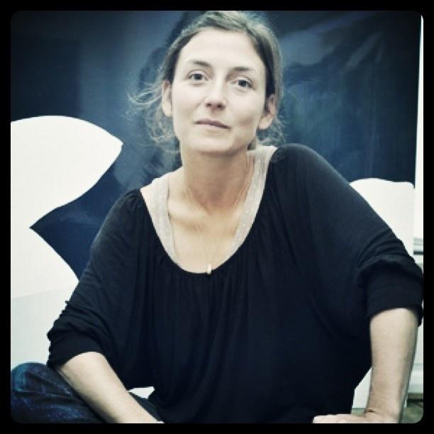 Artist, Natasha Law (sister of actor, Jude Law) #painter