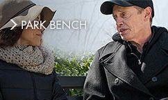 Стив Бушеми трет со знаменитостями на лавочке в парке (Park Bench)
