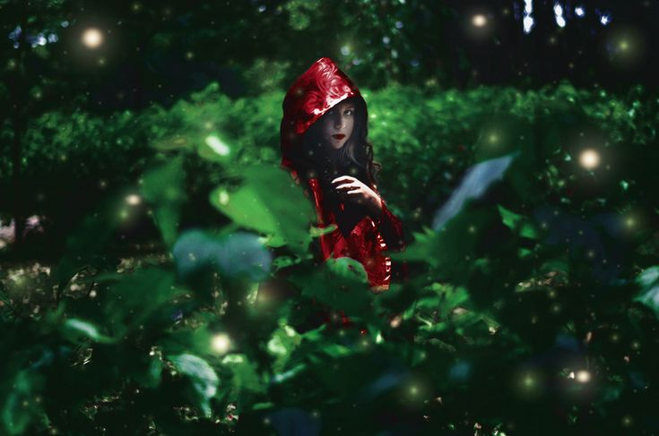 This photo is part of a project called 'Project Neverland' [*Project Neverland is a way for us (team) to show our love for Movies, TV Shows and Books in a Fashion way. We make references, not cosplays.]  The theme for this one was 'Red Riding Hood'. It's a self-portrait and the official shot of the shoot. It was taken at the Ibirapuera Park in São Paulo, in 2015.