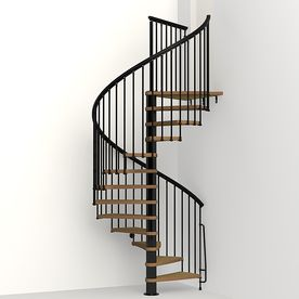 1000 Ideas About Spiral Staircase Kits On Pinterest