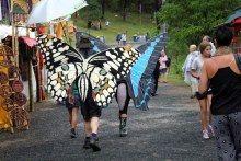 Beautiful Woodford Folk Festival