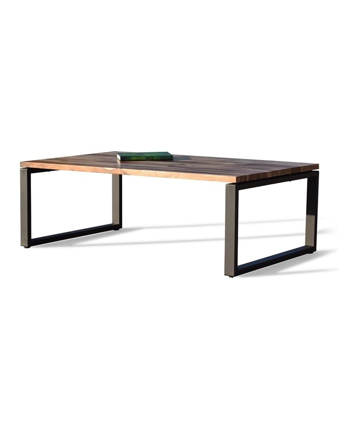 Dansk Design Sofabord i Lyst Tr� - Stilrent Sofabord