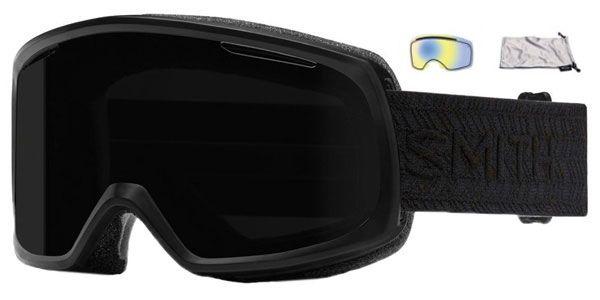 Smith Goggles Smith RIOT RO2BKECB17 Ski Goggles