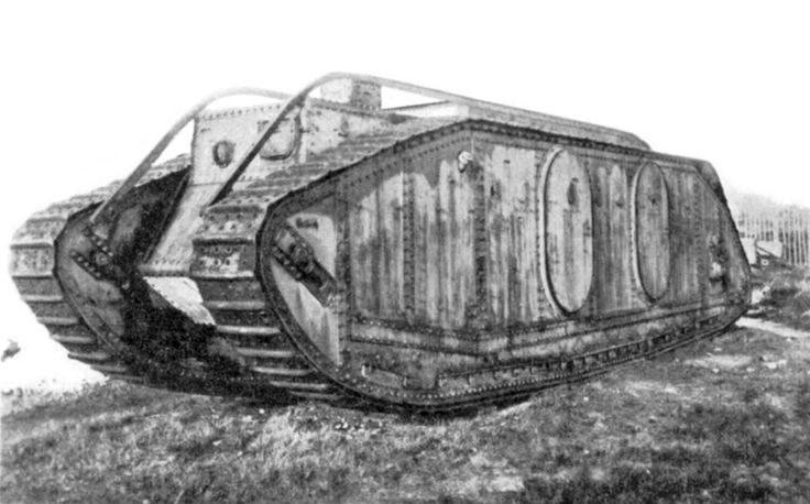 British Mark IX Armoured Personnel Carrier - Armoured personnel carrier - Wikipedia, the free encyclopedia