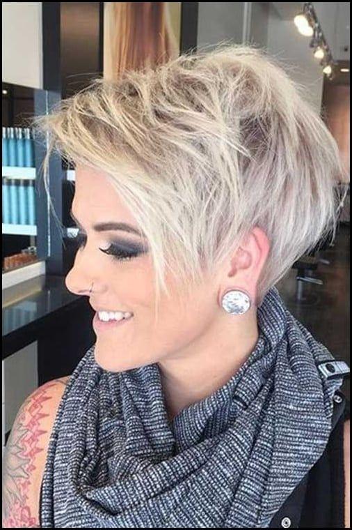 Latest Asymmetrical Pixie Cut | Hair and beauty | Pinterest ...