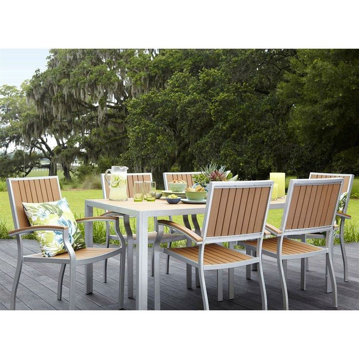 Best 25+ Outdoor Dining Set Ideas On Pinterest | Outdoor Farm Table, Film  Joanna And Outdoor Dining Furniture Part 41