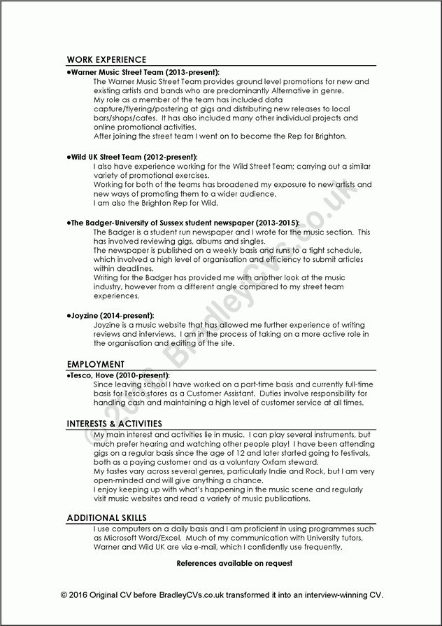 bad resumes sles 28 images curriculum vitae best Fitness