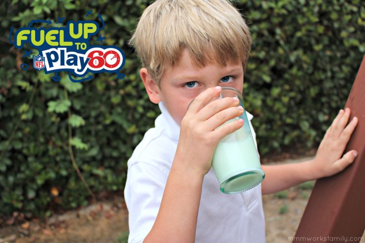 Fuel Up to Play 60 - empower students to take charge in making small, everyday changes at school #FuelUpTo Play60 AD