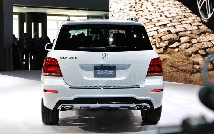 Mercedes-Benz GLK '12